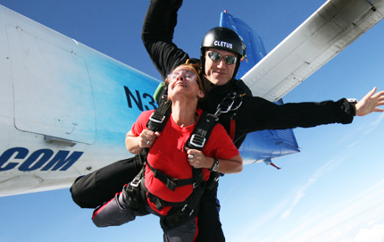Birmingham Tandem Skydiving