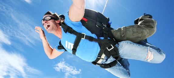 Birmingham Skydiving Tandem Gift Certificates