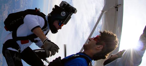 Skydiving Birmingham Alabama Video Packages