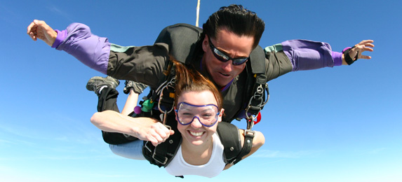Skydiving Pell City, Alabama