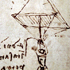 Leonardo DaVinci's Drawing of a Parachute